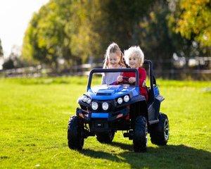 Elektrische kinderauto's