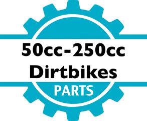 Dirtbikes 50cc-250cc / 4-takt
