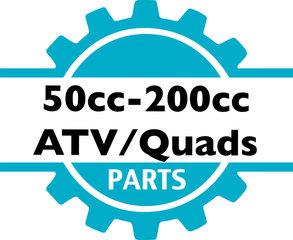 ATV - 50cc-200cc | 4-takt