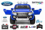 Ford Ranger kinderauto Spray Paint blauw