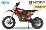 Eco Tiger 1000W 36V crossbike