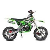 Gazelle Dirtbike Tuning | E-Start | Automaat | 49cc_
