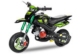 Minicrosser crossbike mootcars