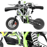 NRG e-cross nitromotors
