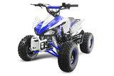 speedy quad 125cc schakel semi automaat