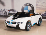 Bmw i8 elektrische accu auto