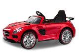 Mercedes SLS accu auto