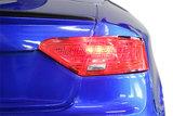 Audi RS5 achterlicht elektrische auto
