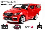 Mercedes ML63 kinderauto