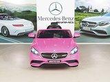 Mercedes S63 kinderauto roze accuvoertuig motocars