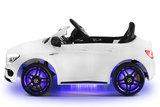 Mercedes CLA 45 elektrische kinderauto led