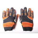 Cross handschoenen   Volwassenen   Oranje_