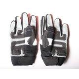 Zwarte nitro motors handschoenen
