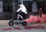 Velocifero MAD watt scooter bike