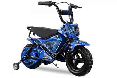 Eco Flee Pocketbike | 250W | Blauw