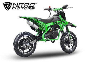49cc Serval Prime Dirtbike