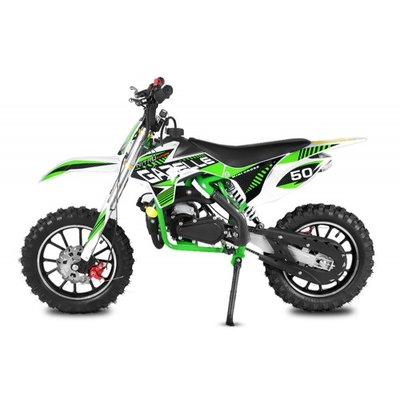 Gazelle Dirtbike Tuning | Automaat | 49cc