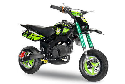 Hobbit Crossbike 49cc