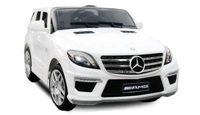 Mercedes ML63 AMG - Wit