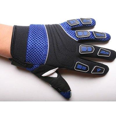 Cross handschoenen | Volwassenen | Blauw