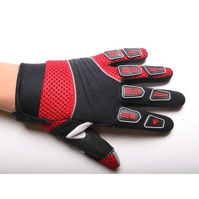Cross handschoenen | Volwassenen | Rood