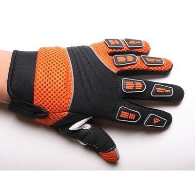Cross handschoenen | Volwassenen | Oranje
