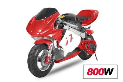 Eco Pocket Bike   800W
