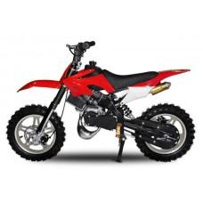 Apollo Croxx Dirtbike | E-Start |Automaat | 49cc