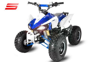 SPEEDY R8 S-Line | E-Start | Automaat  | 125cc