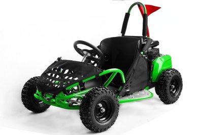 GoKid Buggy | E-Start | 80cc | Automaat