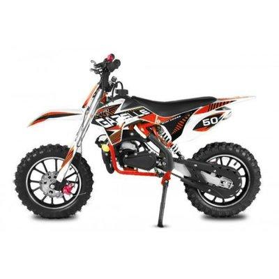 Gazelle Dirtbike Bigbore Tuning | E-Start | Automaat | 49cc