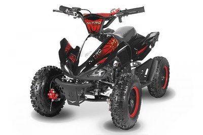 Python Deluxe   49cc   6 inch