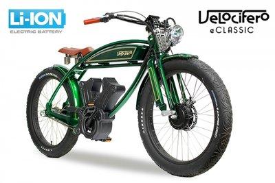 Velocifero E-Classic | Green