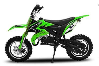 49cc Flash Crossbike