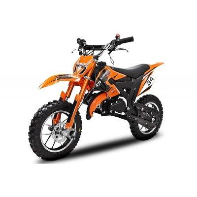 Flash Crossbike | Automaat | 49cc