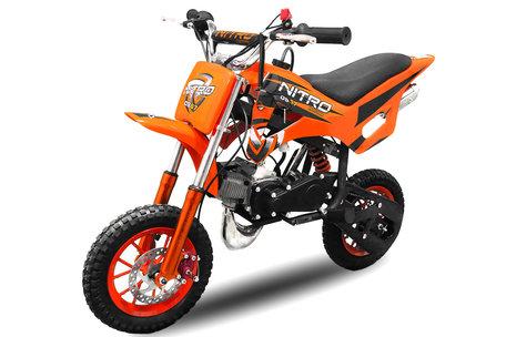 Crossbike - DS67 Sport 49cc