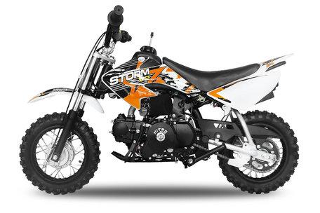 Storm Dirtbike | E-Start | Automaat | 70cc