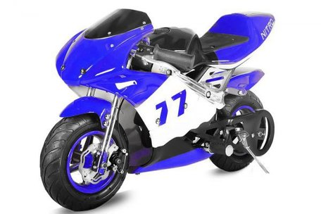 NIEUW! Racing Pocketbike - PS77