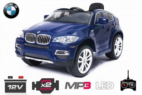 BMW X6 Licentie