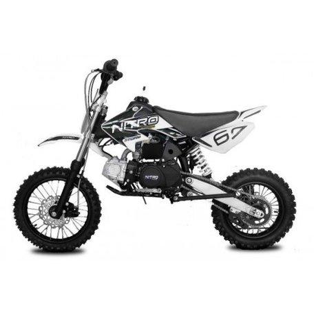 Storm Dirtbike | Schakel | 110cc