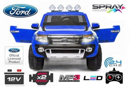 Ford Ranger - SPRAY PAINT