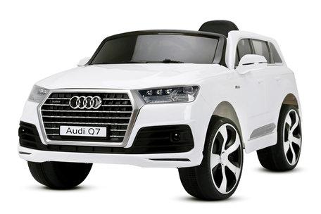 Audi Q7 Highdoor - Licentie - WIT