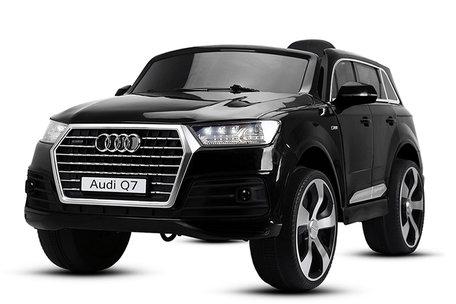Audi Q7 Highdoor - Licentie - Zwart