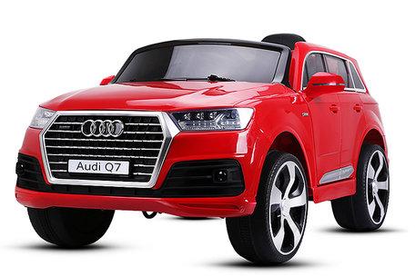 Audi Q7 Highdoor - Licentie - Rood