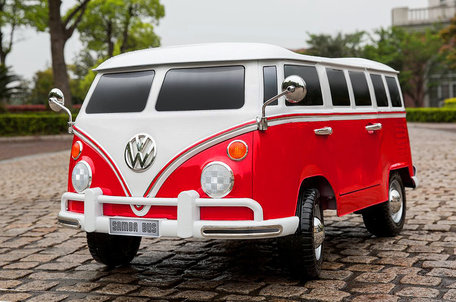 VW Samba Bus | 2-persoons | 12V