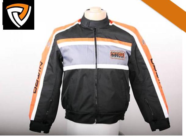 Nitro Crossjassen - Oranje