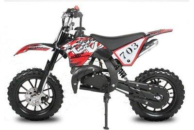 49cc | Croxx Midi Dirtbike