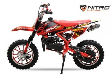 Jackal 49cc minicrosser nitromotors