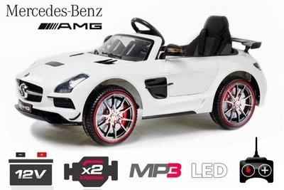 Mercedes SLS kinderauto