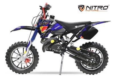 Coyote Midi Dirtbike 49cc
